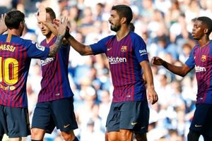 UEFA Champions League 2018-2019: Khởi đầu 'nóng bỏng'