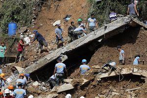 Siêu bão Mangkhut gây hậu quả nặng nề tại Trung Quốc, Philippines