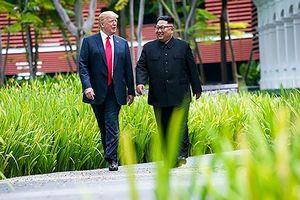 Chiến lược 'im lặng' nhằm đối phó với Tổng thống Trump của Triều Tiên