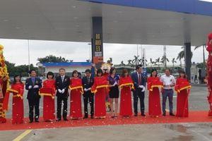 Idemitsu Q8 khai trương trạm xăng dầu thứ 3 tại Việt Nam