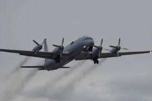 Máy bay chở 14 quân nhân Nga mất tích trên Địa Trung Hải