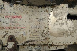 Phát hiện vật thể lạ nghi của máy bay rơi trên biển Quảng Bình