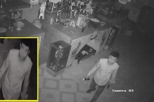 Truy tìm kẻ đột nhập chùa, trộm đồ thờ cúng ở Hưng Yên