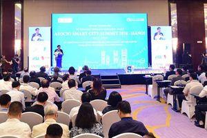Hội nghị Thượng đỉnh về Thành phố thông minh ASOCIO 2018