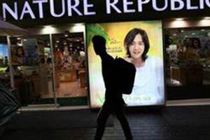 Hàn Quốc: Mỹ phẩm dành cho nam giới bán chạy