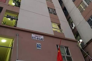 Sớm có phương án khắc phục dứt điểm tồn tại ở khu nhà xã hội CT1-A1&A2