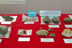 Phát hiện nhiều di chỉ khảo cổ tại hang động núi lửa Krông Nô