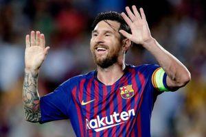 Chấm điểm Barcelona 4-0 PSV: Messi xứng đáng nhận điểm 10