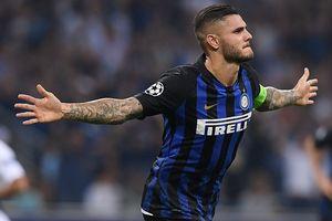 Inter Milan hả hê với 3 điểm đầu tiên tại Champions League sau 6 năm