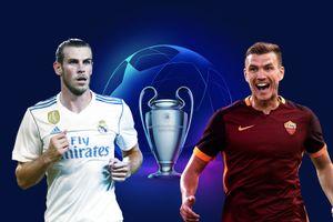 Real vs AS Roma: Hy vọng nào cho người Italy?