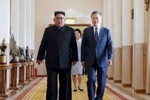 Kim Jong Un và những khoảnh khắc ngoại giao ở thượng đỉnh liên Triều
