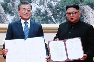 Hàn-Triều ký liền hai thỏa thuận sau hội đàm lần 2