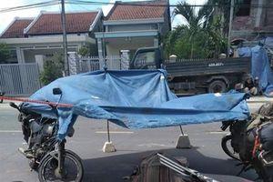 Một người nước ngoài tử vong sau khi va chạm bị xe tải tông