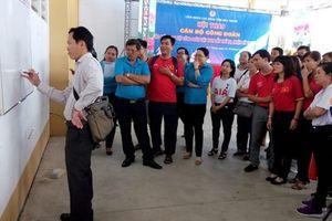LĐLĐ tỉnh Sóc Trăng: Hơn 300 VĐV tham gia hội thao chào mừng Đại hội XII CĐ Việt Nam.