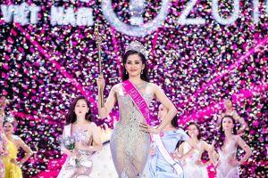 Những điều chưa biết về Trần Tiểu Vy Hoa hậu Việt Nam 2018