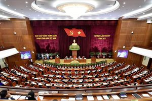 Bộ Chính trị cho ý kiến về các đề án trình Hội nghị Trung ương 8