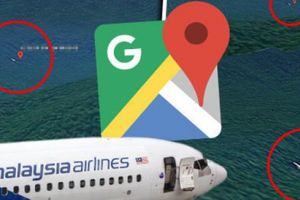 Nóng: Đây mới thật là nơi tìm thấy MH370 hạ cánh cuối cùng?