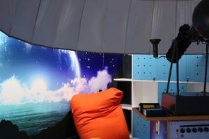 Không gian công nghệ, vũ trụ tại Thư viện Khoa học Tổng hợp TP.HCM có gì 'hot'?