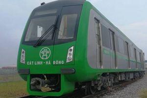 Cận cảnh tuyến đường sắt trên cao Cát Linh- Hà Đông trước giờ chạy thử nghiệm