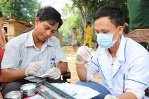 Tập trung phòng, chống bệnh sốt rét ở Đác Lắc