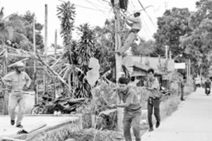 Giữ vững an ninh trật tự vùng Tây Nam Bộ