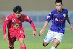 Hà Nội và FLC Thanh Hóa giành chiến thắng