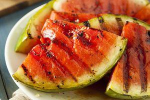 Những loại hoa quả siêu ngon khi nướng