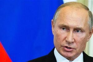Tổng thống Putin lên tiếng về vụ máy bay Nga bị Syria bắn hạ