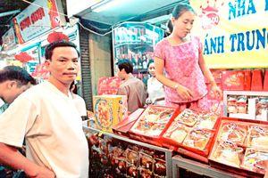 Thị trường bánh Trung thu: Sản phẩm trong nước được tin dùng