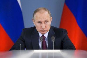 Tổng thống Putin cáo buộc Israel vi phạm chủ quyền Syria