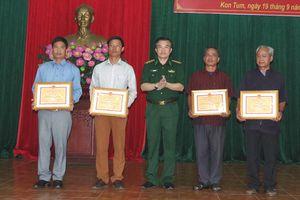 Tổng kết 20 năm thi hành Pháp lệnh BĐBP tại Kon Tum