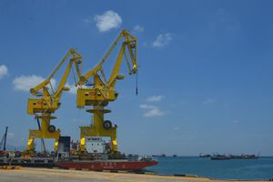 Cần chấm dứt tư duy phân lô cảng biển Dung Quất