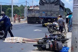 Một nữ du khách Ba Lan bị xe tải cán tử vong