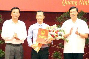 Nhân sự mới Quảng Ninh, Thanh Hóa, Hà Nội, TPHCM