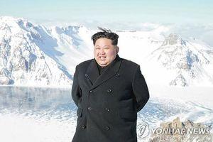 Tổng thống Hàn Quốc cùng ông Kim Jong-un thăm núi thiêng Triều Tiên