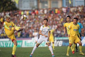 Lịch thi đấu, kết quả vòng 24 Nuti Cafe V-League 2018