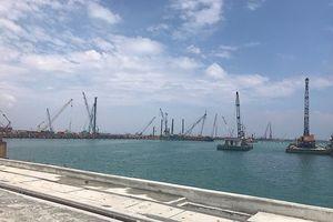 Thép Hòa Phát xin nhận chìm 15,5 triệu m3 chất nạo vét: Bộ TN&MT nói gì?