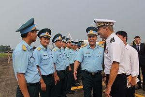 Đối thoại chiến lược an ninh quốc phòng Việt - Pháp cấp Thứ trưởng