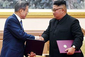 Hàn Quốc-Triều Tiên tuyên bố chấm dứt tình trạng chiến tranh