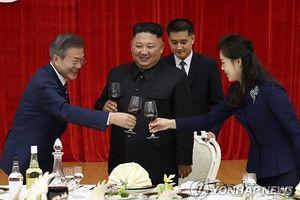 Ông Kim Jong-un khẳng định bước tiến nhanh vì hòa bình