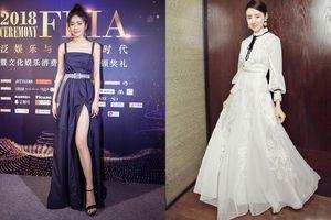 Cùng sắm vai 'Phú Sát hoàng hậu', cả Tần Lam và Đổng Khiết còn sở hữu gu thời trang trẻ trung đáng nể