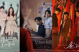 Halloween chưa đến mà Hàn Quốc tràn ngập phim truyền hình về những bóng ma