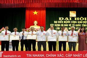 Đại hội đại biểu người Công giáo xây dựng và bảo vệ Tổ quốc thành công tốt đẹp