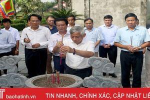 Tưởng niệm lần thứ 198 năm ngày mất Đại thi hào Nguyễn Du