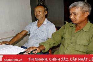 Chi bộ lãnh đạo, đảng viên tiên phong, người dân mở rộng đường thôn lên 7m
