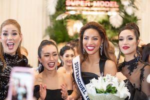 Chủ tịch Miss Earth tới Việt Nam tìm ứng viên thi nhan sắc quốc tế