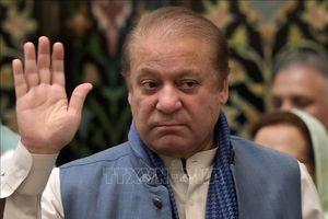 Thủ tướng bị phế truất Nawaz Sharif và con gái được trả tự do