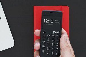 Điện thoại tối giản Punkt MP02 thiết kế đẹp, giá 8 triệu đồng