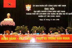 Chuẩn bị tiến hành Đại hội đại biểu người Công giáo Việt Nam lần thứ VII