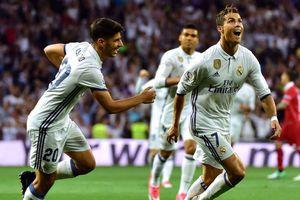 Bài test cho Real không Ronaldo